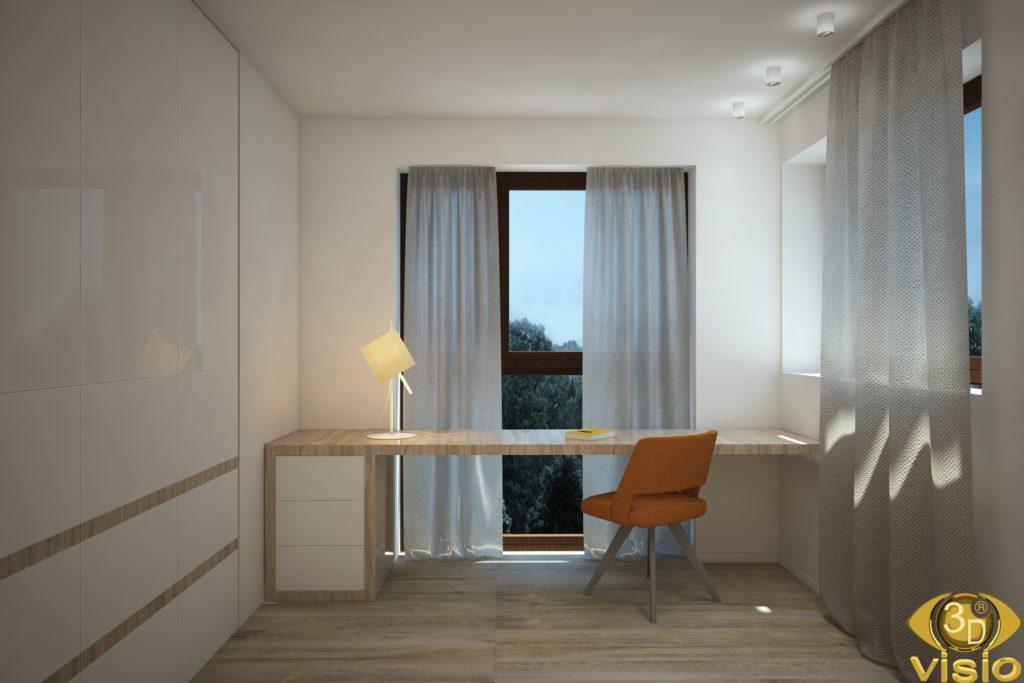 Визуализация комнаты, Австрия